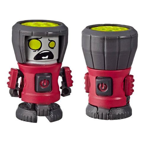 Transformers Botbots Series 3 Jock Squad Terror Tale Torch Toy