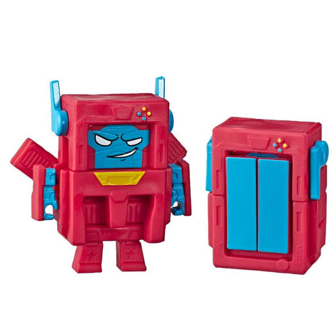 Transformers Botbots Series 3 Playroom Posse D-Pad Chad Toy