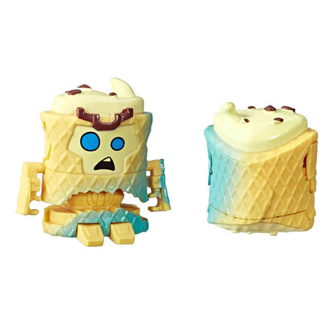 Transformers Botbots Series 3 Spoiled Rottens Disgusto Desserto Toy