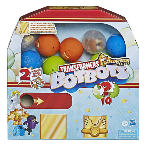 Transformers Botbots Series 4 Gumball Machine Box Package