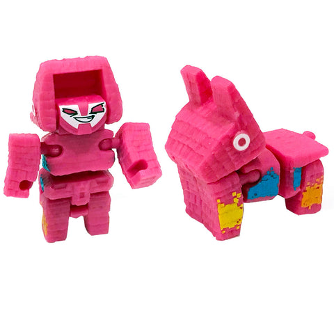 Transformers Botbots Series 4 Season Greeters Zwonkey Donkey Pinata Toy