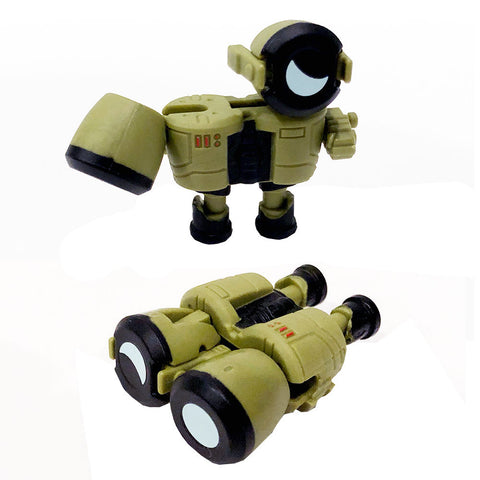 Transformers Botbots Series 4 Wilderness Troop Googly Spy P.I. Toy