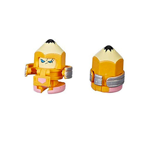 Transformers Botbots Series 1 Backpack Bunch Point Dexter Toy