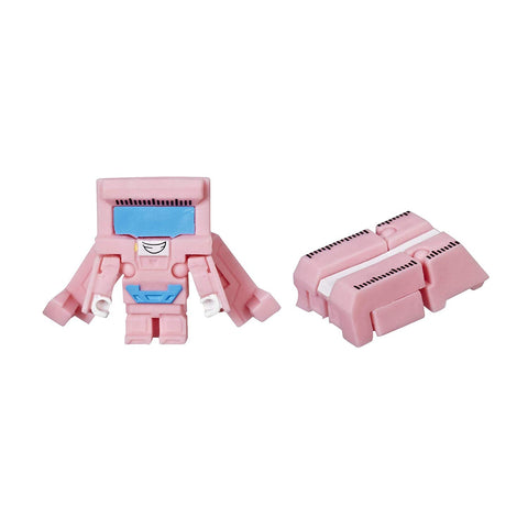 Transformers Botbots Series 1 Backpack Bunch Slappyhappy Toy