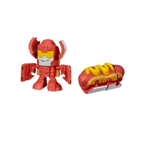 Transformers Botbots Series 1 Greaser Gang Hawt Diggity Toy