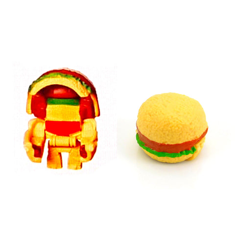 Transformers Botbots Series 1 Lost Bots Burgertron Toy
