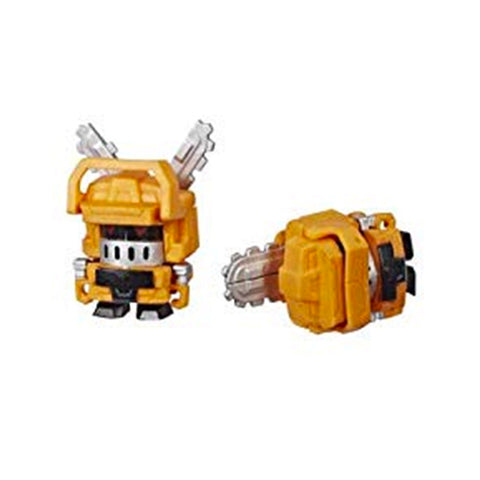 Transformers Botbots Series 1 Shed Heads Cuddletooth Toy