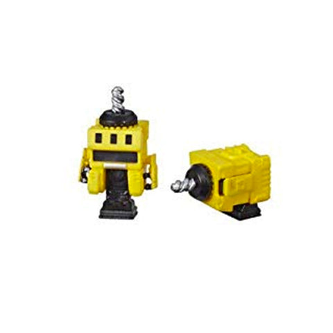 Transformers Botbots Series 1 Shed Heads Major Lee Screwge Toy
