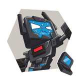Transformers Botbots Series 1 Techie Team Raddhaxx Character Art