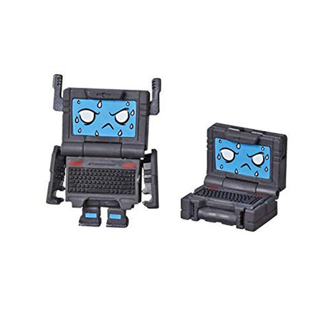 Transformers Botbots Series 1 Techie Team Raddhaxx Toy