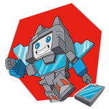 Transformers Botbots Series 1 Techie Team Screen Fiend Character Art