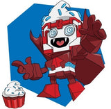 Transformers Botbots Series 1 The Lost Bots Frostferatu Character Art
