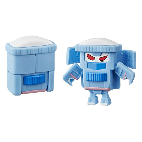 Transformers Botbots Series 1 Toilet Troop Nobeeoh Toy