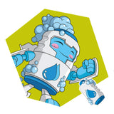 Transformers Botbots Series 1 Toilet Troop Poo Sham Art