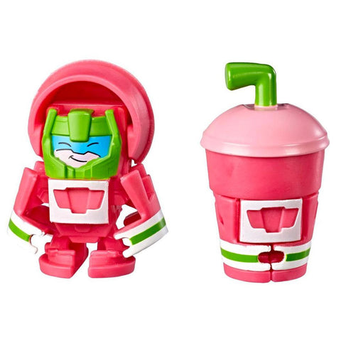 Transformers Botbots Series 2 Sugar Shocks #1 Sippyberry Toy