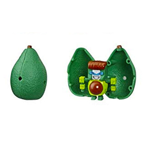 Transformers Botbots Series 3 Fresh Squeezes Avocando Toy