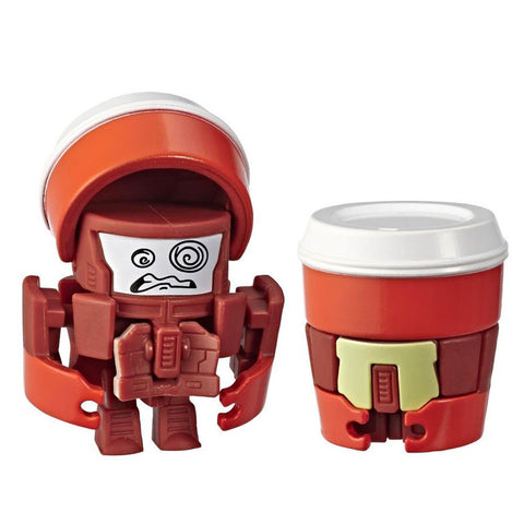 Transformers Botbots Series 3 Fresh Squeezes Latte Spice Whirl Toy