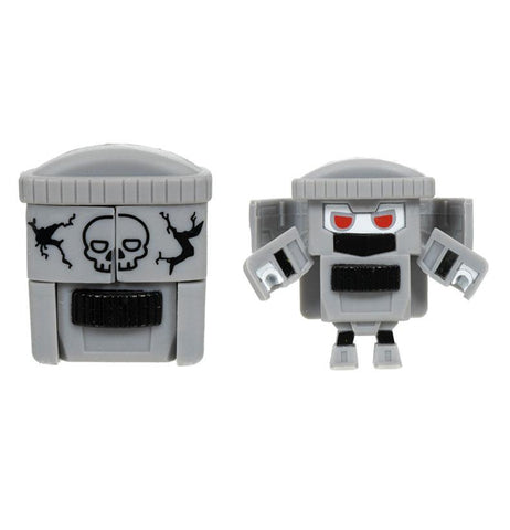 Transformers Botbots Series 3 Lost Bots Grave rave Skull Robot