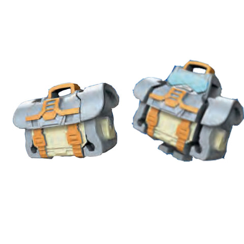Transformers Botbots Series 3 Lost Bots Nanny McBag Toy