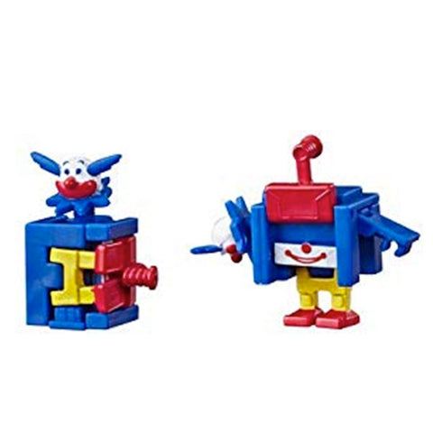 Transformers Botbots Series 3 Playroom Posse Pop-o The Clown Toy