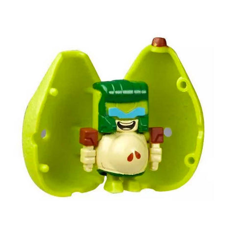 Transformers Botbots Series 4 Fresh Squeezes Peary Peculiar Pear Fruit Robot Toy