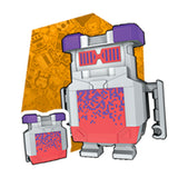 Transformers Botbots Series 4 Retro Replays Game Older ARtwork