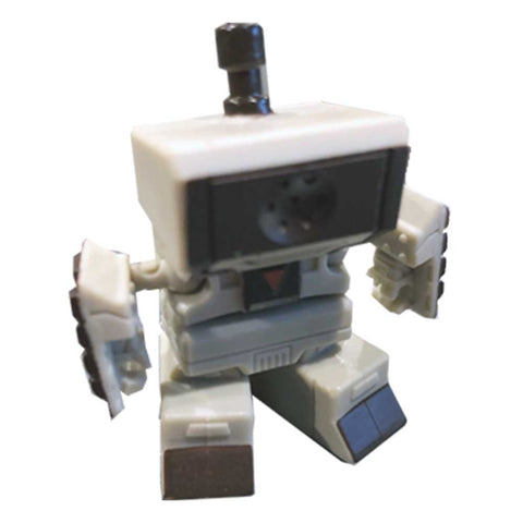 Transformers Botbots Series 4 Retro Replays Mr. Business Esquire cell phone Robot