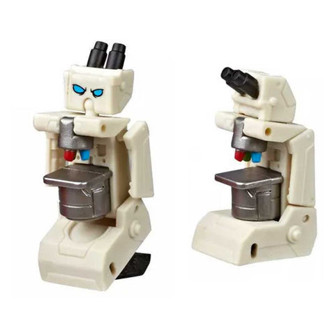 Transformers Botbots Series 4 Science Alliance Eye-Goon Microscope Robot Toy