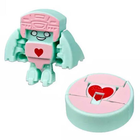 Transformers Botbots Series 4 Season Greeters Bemyne Valentine Candy Robot Toy