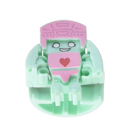 Transformers Botbots Series 4 Season Greeters Bemyne Valentine Robot Toy