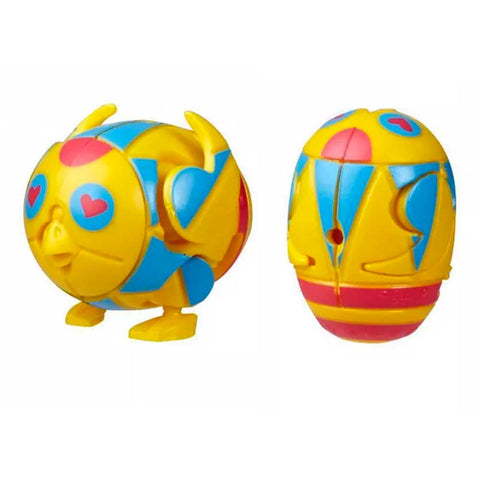 Transformers Botbots Series 4 Season Greeters Incon-Eggo Easter Egg Toy Robot
