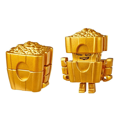 Transformers Botbots Series 4 Winner's Circle Pop O' Gold Popcorn Toy