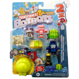 Transformers Botbots Series 5 Frequent Flyers 8-pack Number 3 Box Package Front