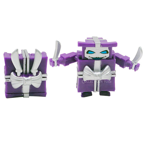 Transformers Botbots Series 5 Party Favors Shifty Gifty Present Swords Robot