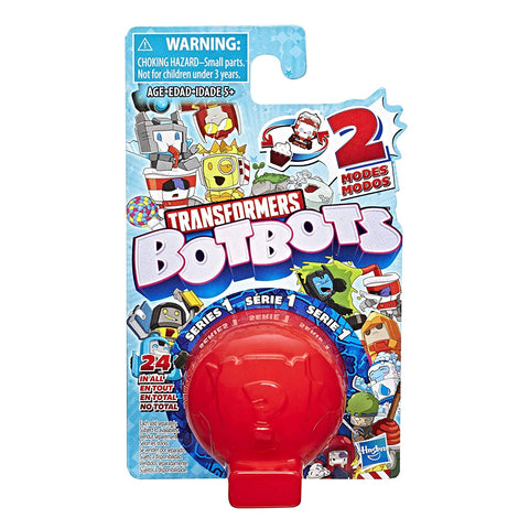 Transformers Botbots Series 1 Single Blindpack Toy Box Package mosc