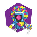 Transformers Botbots Series 1 Sugar Shocks Lolly Licks Character Art
