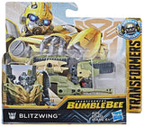 Transformers Bumblebee Movie Energon Igniters Power Series Blitzwing Tank Box Package