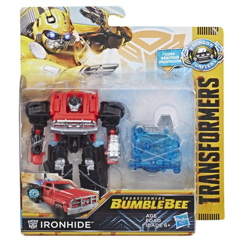 Transformers Bumblebee Movie Energon Igniters Power Plus Series Ironhide Box Package MISB