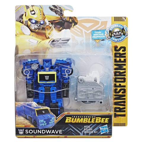 Transformers Movie Energon Igniters Power Plus Series Soundwave Box Package