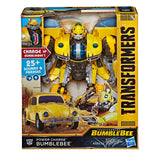 Transformers Bumblebee Movie Power Charge Bumblebee Box Package
