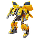 Transformers Bumblebee Movie Power Charge Bumblebee Robot Mode