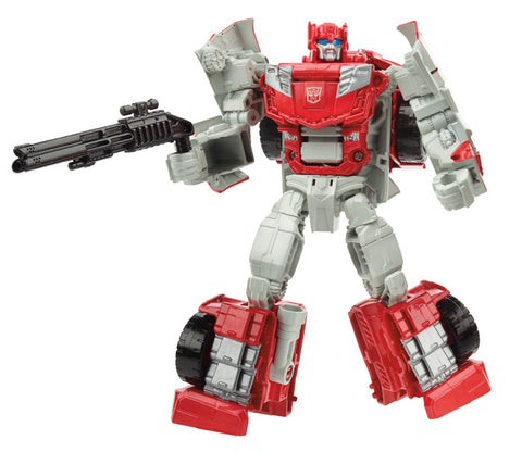 Transformers Combiner Wars Computron Technobot Lightspeed Robot mode