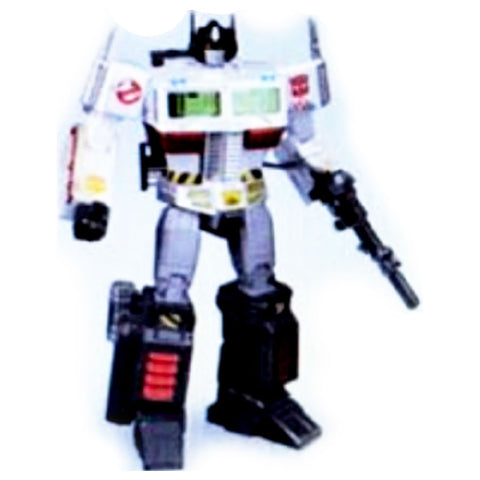 Transformers Masterpiece MP-10G Optimus Prime Ecto-35 Edition Robot  Leak