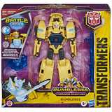 Transformers Cyberverse Adventures Battle Call Trooper Bumblebee Box Package Front