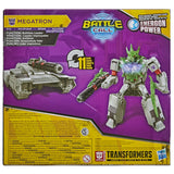 Transformers Cyberverse Adventures Battle Call Trooper Megatron Box Package Back