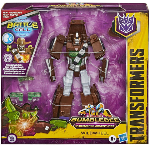 Transformers Cyberverse Adventures Battle Call Windwheel - Trooper