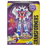 Transformers Cyberverse Adventures deluxe seeker strike starscream box package front