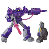 Transformers Cyberverse AdventuresDeluxe Shockwave Robot Toy