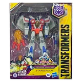 Transformers Cyberverse Adventures deluxe starscream box package front