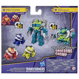 Transformers Cyberverse Adventures Repugnus Revenge Giftset Box Package back